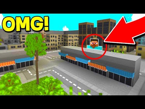 WORLD'S SMALLEST HOUSES IN MINECRAFT POCKET EDITION! (WORLD RECORD)