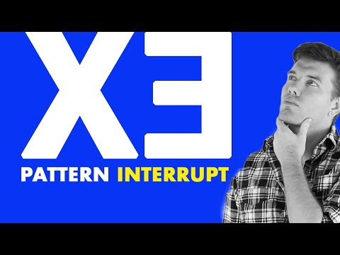 What Is A Pattern Interrupt?