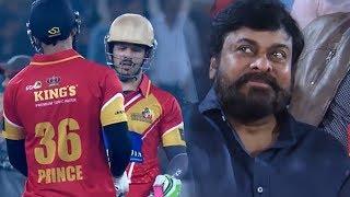 #Sye Raa Chiranjeevi Supporting Telugu Warriors