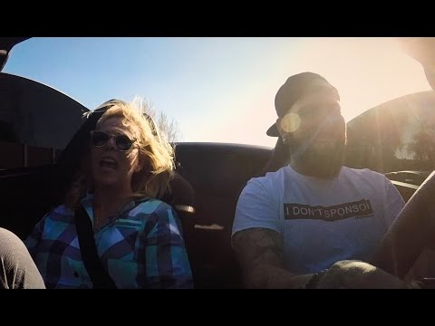 Mom's First Ride And Her Reactions In A Mclaren 650S...