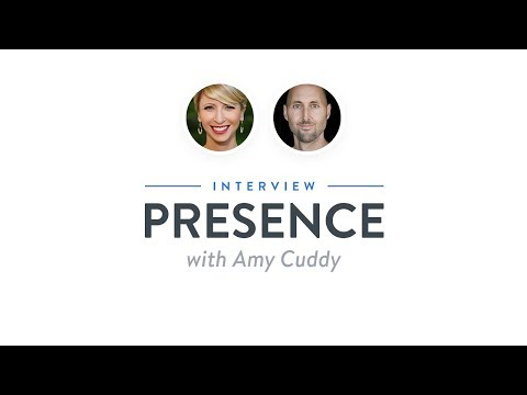 Optimize Interview: Presence with Amy Cuddy