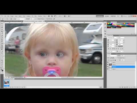 How to do a JibJab sytle animation in Adobe Photoshop