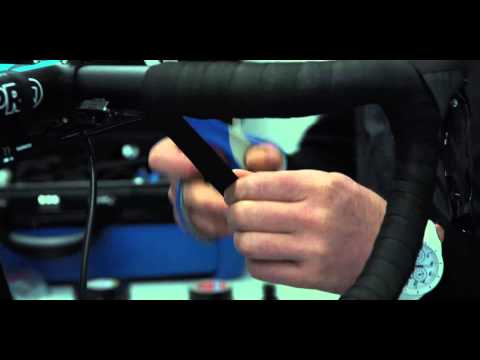 Rapha and Team Sky -- The Little Things: Bar Tape