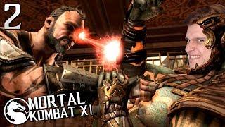 Download ПРОХОЖДЕНИЕ Mortal Kombat XL НА РУССКОМ ЯЗЫКЕ -ГЛАВА 2- КОТАЛЬ КАН Video