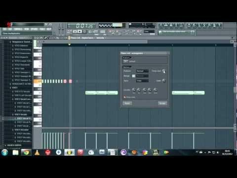 FL studio - Tutorial Electro House -BASS-