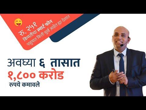 ६ तासात १,८०० करोड कमावणारी INDIAN कंपनी | FREEDOM 251 🔔🔔