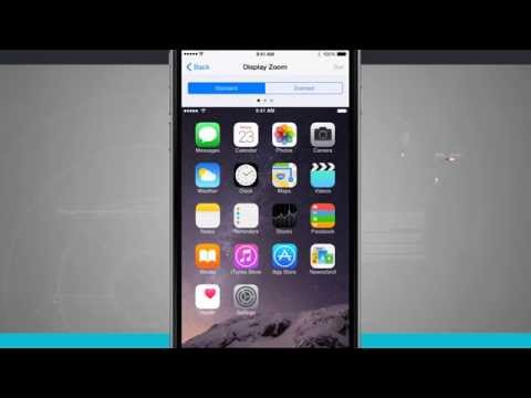 Iphone 6 Plus How To Apply Inverted Color Grayscale Filter Inside