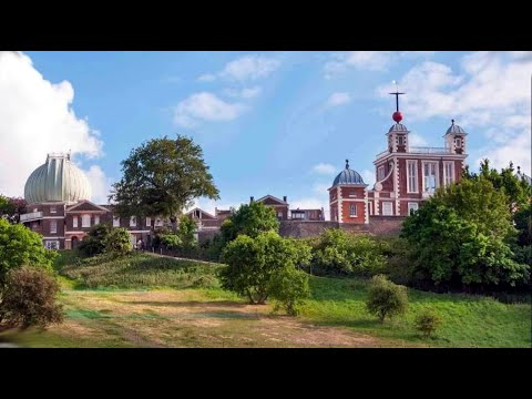 Londres: Greenwich Meridian & Royal Observatory