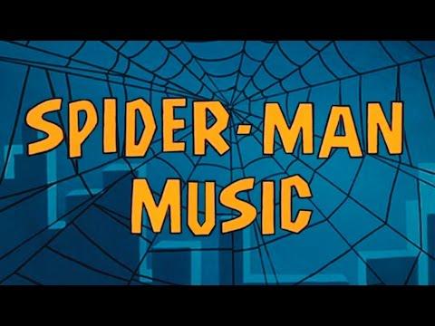Spider-Man Music 1967-69 (ALL Background Music)