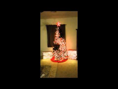 Mr. Grinch Christmas Tree