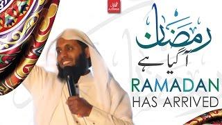 Ramadan has arrived - رمضان آگیا ہے