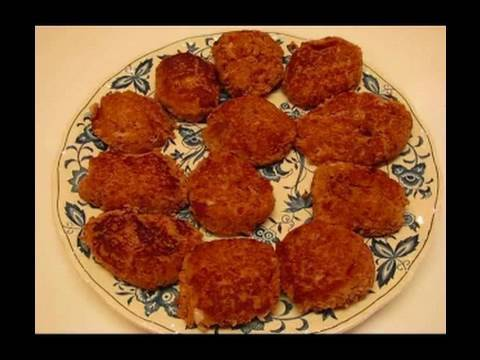 Betty's Crazy-Good Corned Beef Cakes