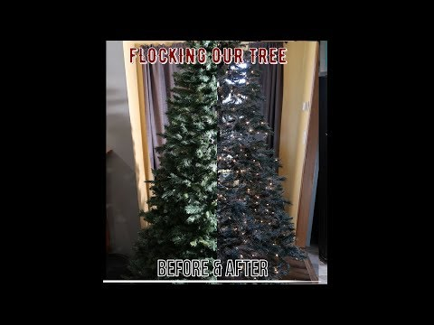 FLOCKING OUR ARTIFICIAL TREE   Tutorial