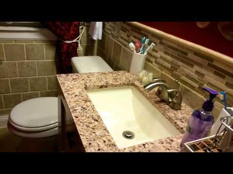 MY BATHROOM MAKEOVER Y'ALL!!!