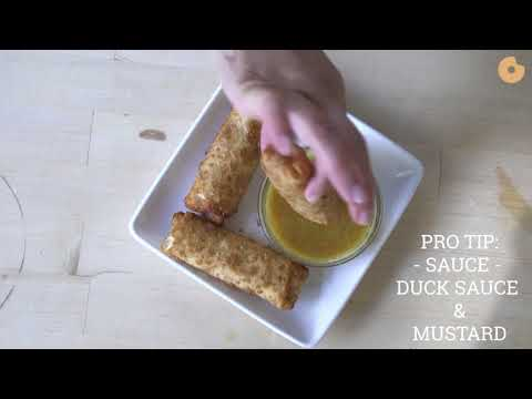 How to Make Pastrami Egg Rolls