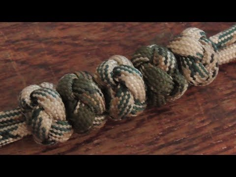 How To Tie Paracord Ranger Beads Method 2
