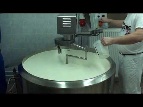 Plevnik - Cheese making, 400l milk
