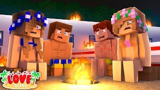 SURVIVORS TURN ON EACH OTHER! Minecraft Love Island