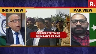 Colonel Vn Thapar: Army Chief Bajwa There To Keep Imran Khan In Check