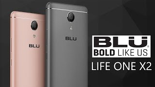BLU LIFE ONE X2 - Unboxing e Primeiras Impressões