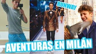 AVENTURAS EN MILÁN / Juanpa Zurita