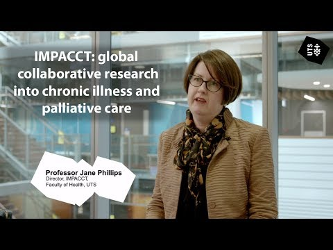 IMPACCT: Global, collaborative research into chronic illness and palliative care