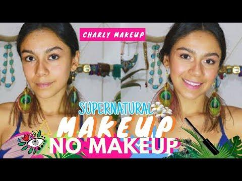 MAKEUP - NO MAKEUP | Maquillaje super natural | Pestañas individuales By apple accessories