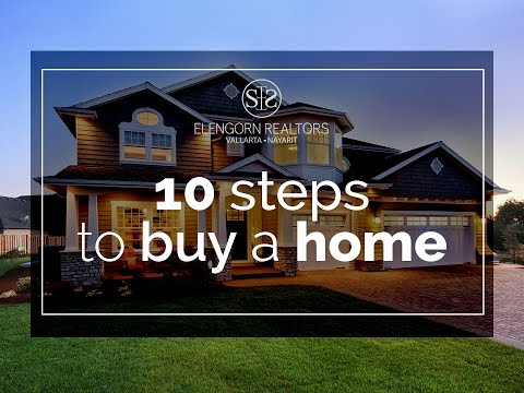 The 10 Steps to Buy a Home in Mexico