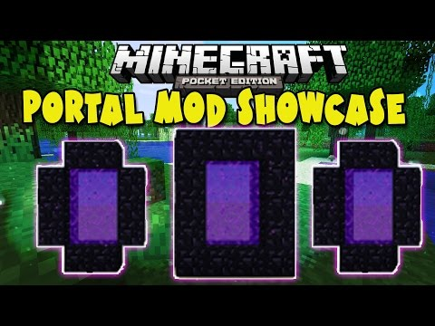 [0.10.4] Portal MOD! - Minecraft Pocket Edition