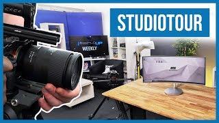 Wie entstehen unsere Videos? Studiotour bei PC-WELT | #Makingof #Backstage #BehindtheScenes