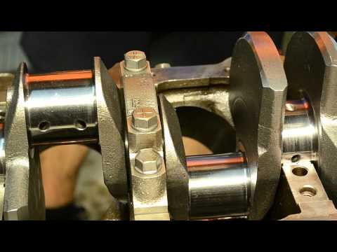 Crankshaft Installation Part 2 - Building a Small Block Chevy Part 4