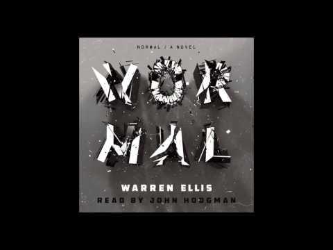 NORMAL by Warren Ellis | John Hodgman in studio