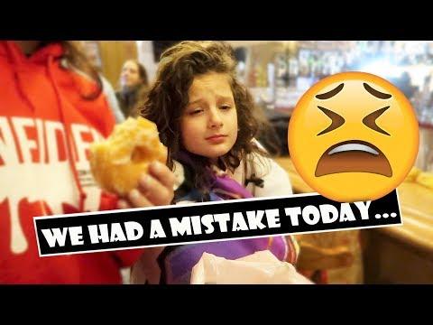 We Had A Mistake Today 😩 (WK 376.5)   Bratayley