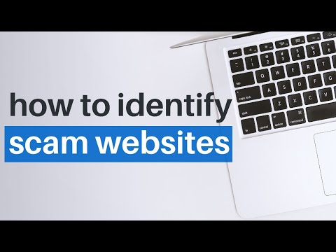 How to Know if a Website is a Scam?