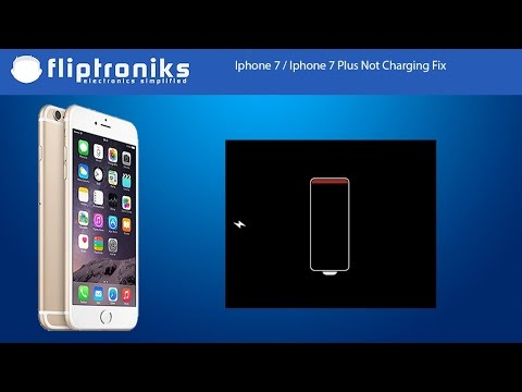 Iphone 7 / Iphone 7 Plus Not Charging Fix - Fliptroniks.com