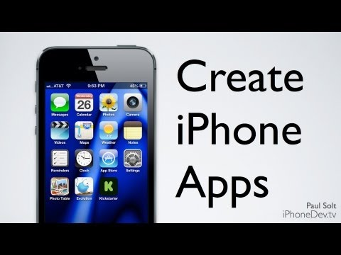Build your First iPhone App - Learn How To Program Apps with Xcode and Objective-C