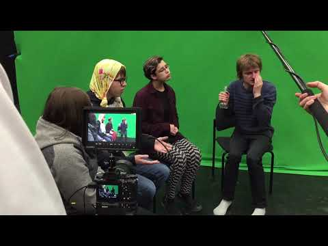 BEHIND THE SCENES: Performing Arts Class (Digital Practicum)