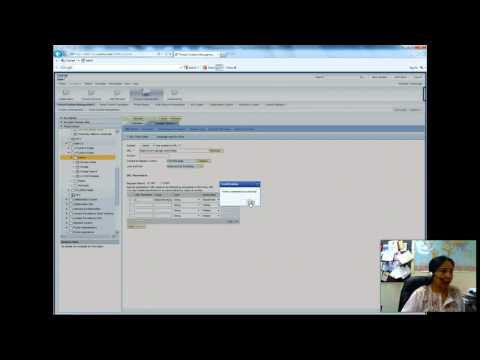 How to create iviews, pages and worksets