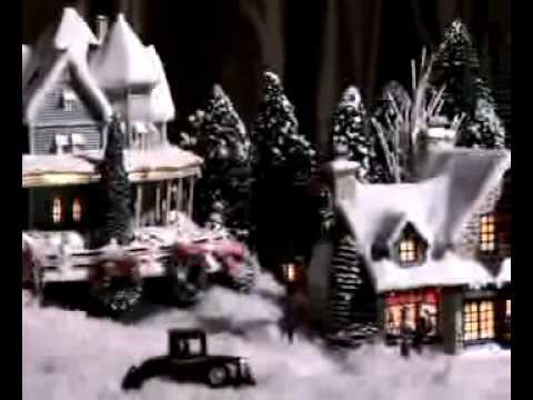 Thomas Kinkade Village Christmas Collection