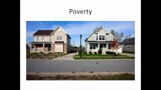 """White Poverty Privilege?"" Poverty and Addiction in America | David Canton | TEDxConnecticutCollege"