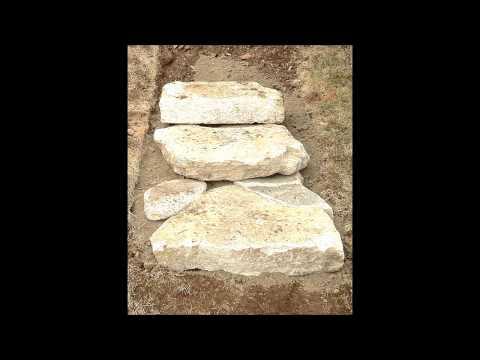 Natural Granite Steps
