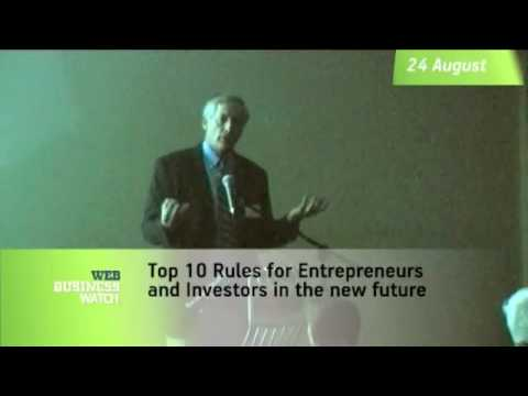 Top 10 rules for Web start-ups needing venture funding