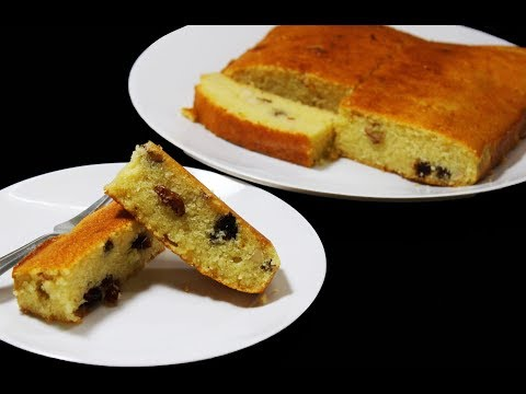 Fruit & Nut Cake - Chef Lall's Kitchen