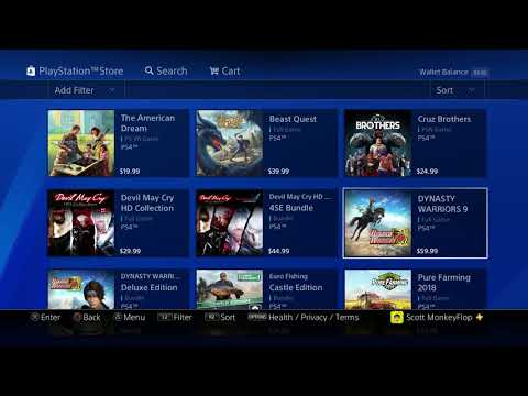 NEW PS4 GAMES RELEASED