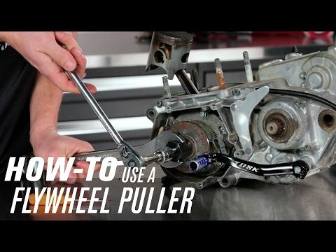 Tusk Motorcycle Flywheel Puller