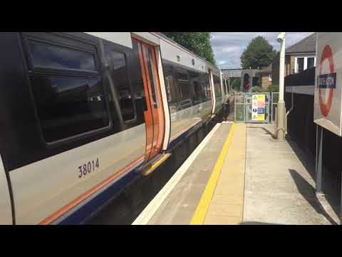London Overground Class 378 214 Departing South Acton for Stratford, 2N77