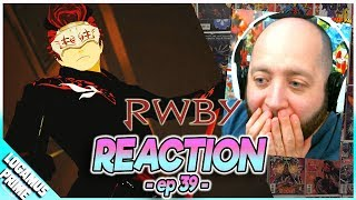RWBY Vol 3 Chapter 10 (Episode 38) REACTION