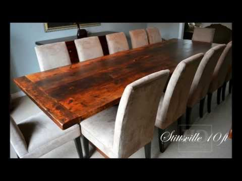 HD Threshing Floor Furniture - 4 Minute Intro Video.wmv