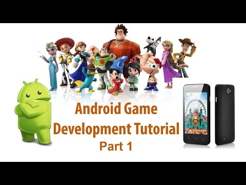 Android Game Development Tutorial in Hindi - Part 1