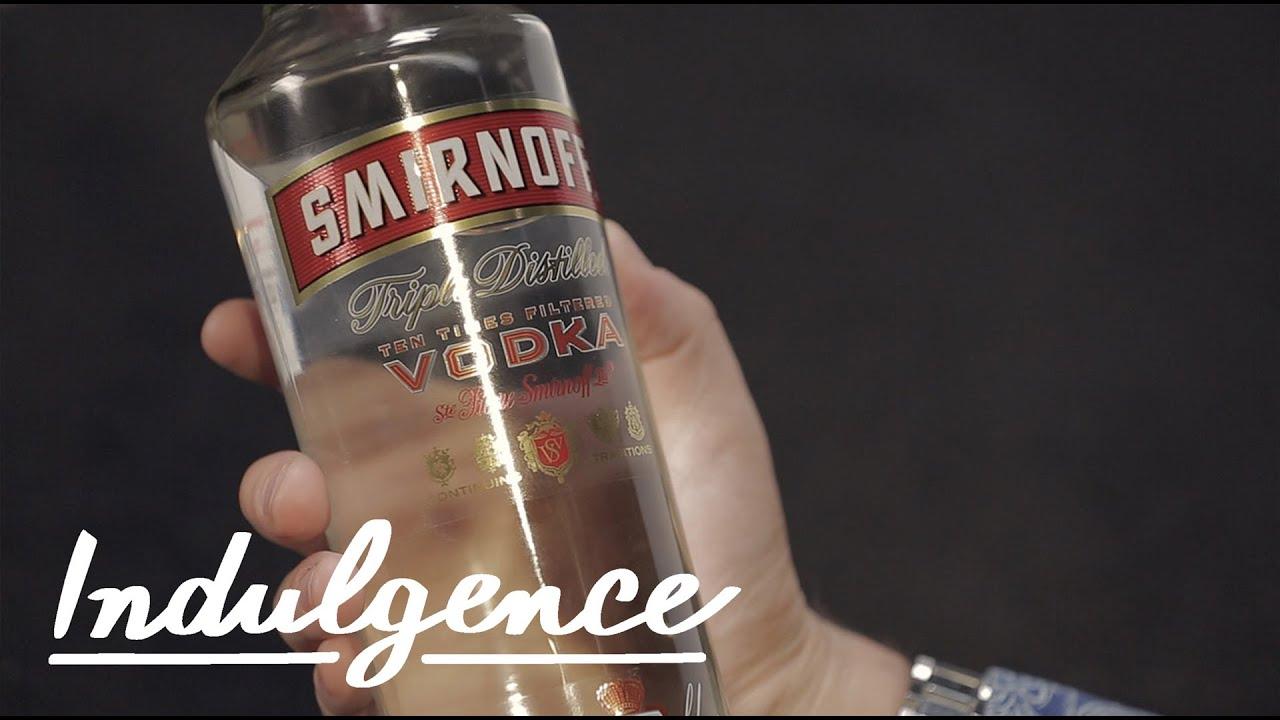 We Made a Vodka Expert Blind Taste Test Bottom-Shelf Vodka